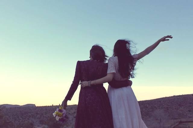 Girlfriends Sunset Vintage · Free photo on Pixabay (35112)