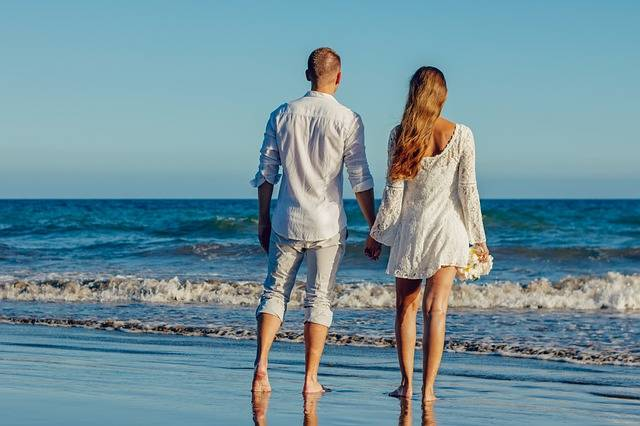 Wedding Beach Love · Free photo on Pixabay (35223)