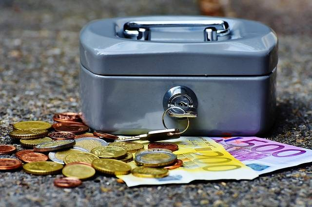 Cashbox Money Currency Cash · Free photo on Pixabay (37023)