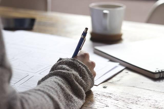 Writing Write Person · Free photo on Pixabay (39121)