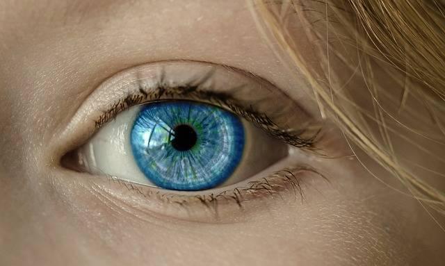 Eye Blue Iris · Free photo on Pixabay (41137)