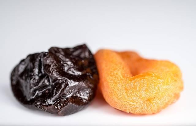 Dried Apricots Prunes Fruits · Free photo on Pixabay (42322)