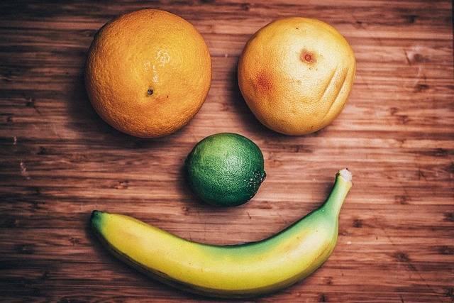 Fruit Smiley Face Food · Free photo on Pixabay (42325)
