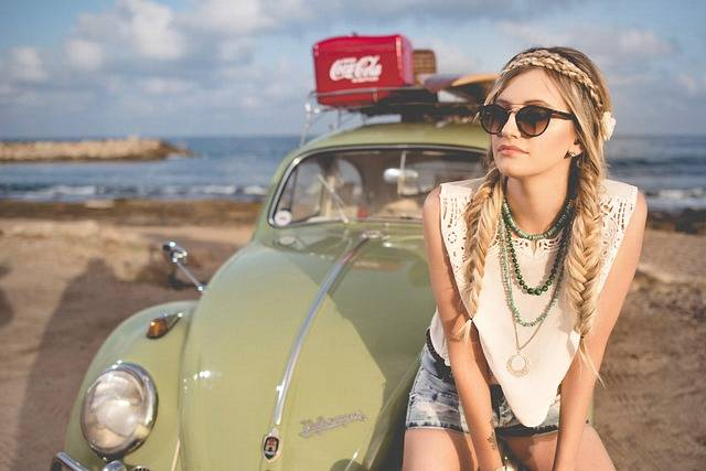 Beach Beautiful Beetle Classic · Free photo on Pixabay (42343)