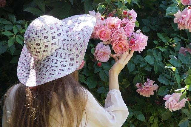 Girl Hat Pink · Free photo on Pixabay (43396)