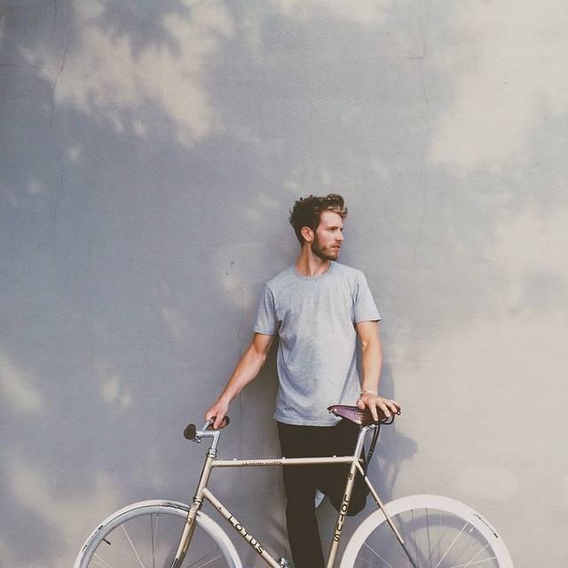 Guy Bike Bicycle · Free photo on Pixabay (43474)