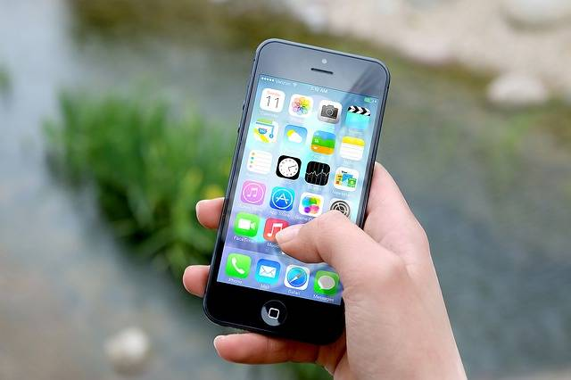 Iphone Smartphone Apps Apple · Free photo on Pixabay (44391)
