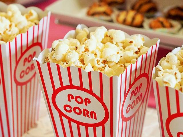 Popcorn Movies Cinema · Free photo on Pixabay (50803)