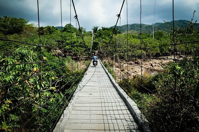 Bridge Suspension Beauty · Free photo on Pixabay (51028)