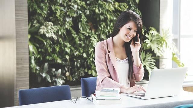 Woman Working Business · Free photo on Pixabay (51030)