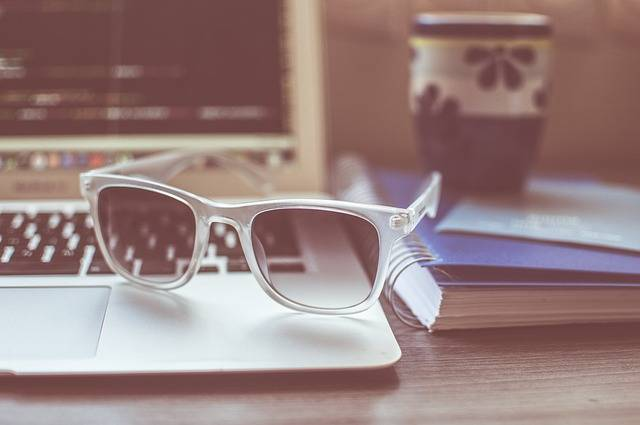 Sunglasses Laptop Notebook · Free photo on Pixabay (53644)