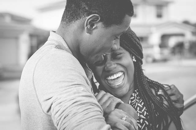 Black And White People Couple · Free photo on Pixabay (58163)