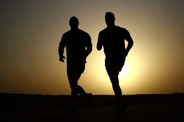 Runners Silhouettes Athletes · Free photo on Pixabay (58742)