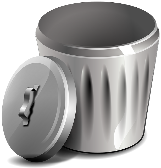 Garbage Basket Bin · Free vector graphic on Pixabay (60769)