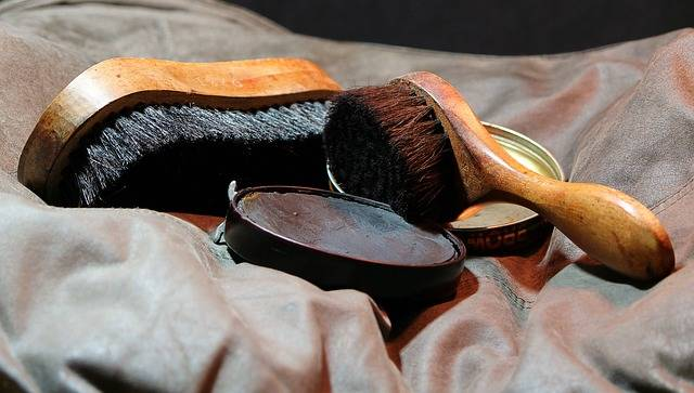 Shoeshine Shoe Polish Shine Brush · Free photo on Pixabay (60924)