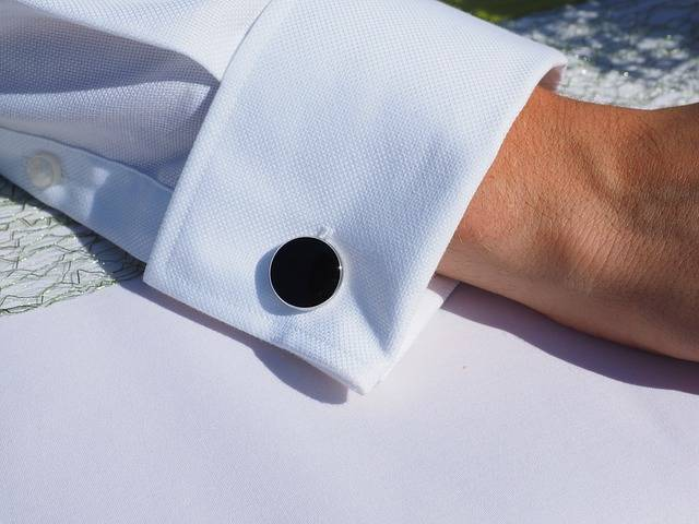 Button Cufflink Cuff · Free photo on Pixabay (60931)
