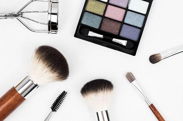 Makeup Brush Make Up · Free photo on Pixabay (63450)