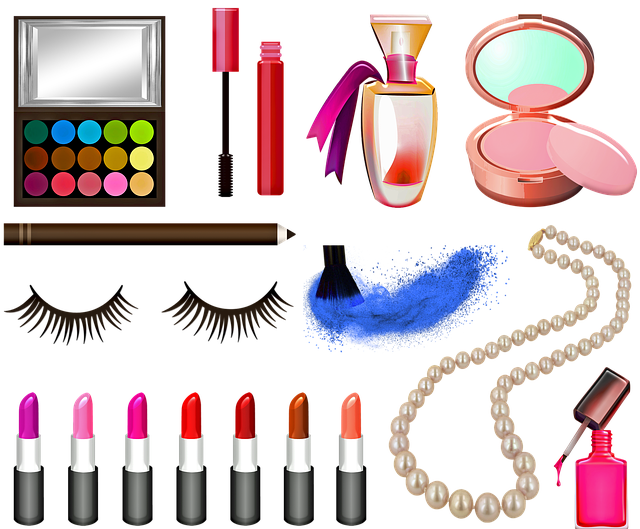 Make Up Lipstick Fingernail Polish · Free image on Pixabay (63455)