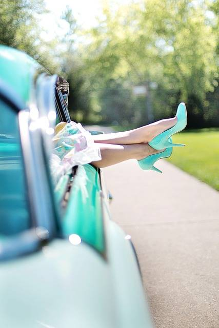 Woman'S Legs High Heels Vintage · Free photo on Pixabay (64845)