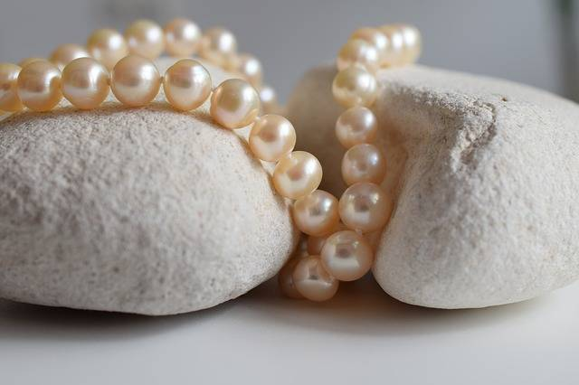 Pearls Jewelry Necklace · Free photo on Pixabay (64856)