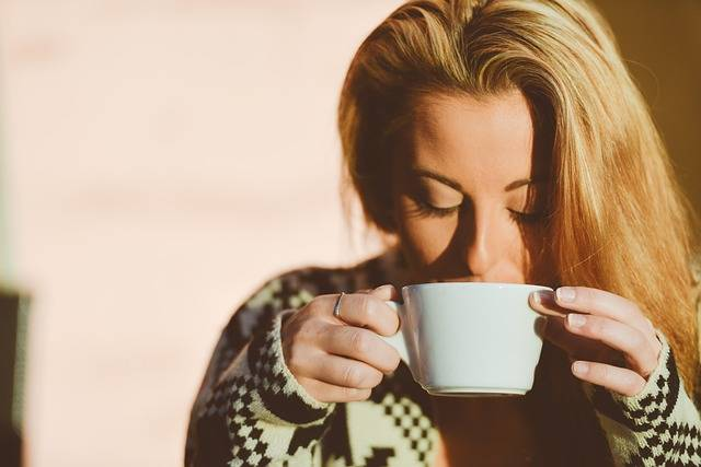 Woman Drinking Coffee · Free photo on Pixabay (69921)