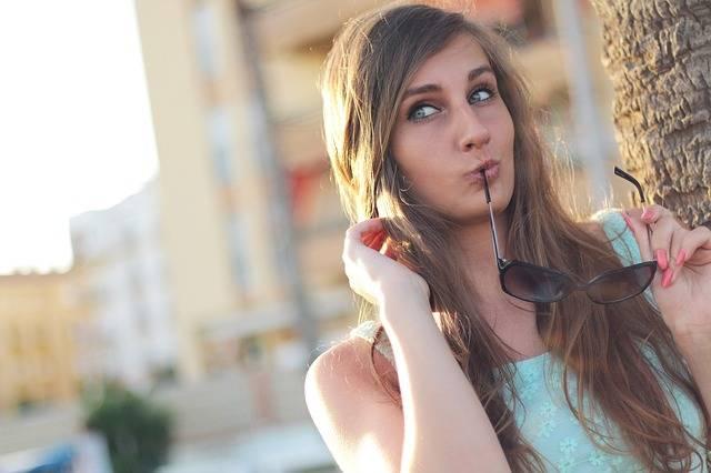 Girl Posing Sunglasses · Free photo on Pixabay (70613)