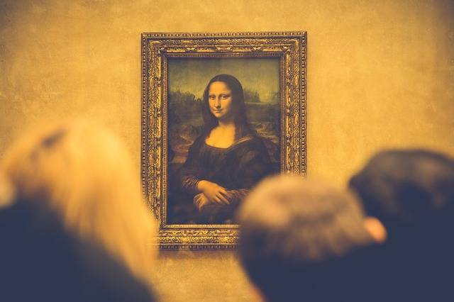 Mona Lisa Painting Art Leonardo Da · Free photo on Pixabay (74351)