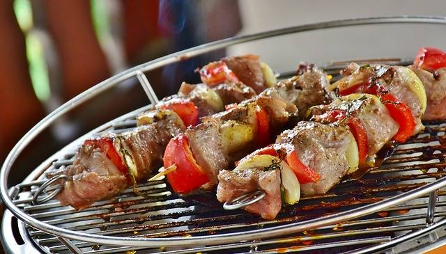 Meat Skewer Barbecue · Free photo on Pixabay (84785)