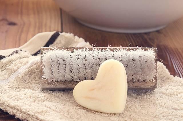 Hand Brush Wash Soap Heart · Free photo on Pixabay (86302)
