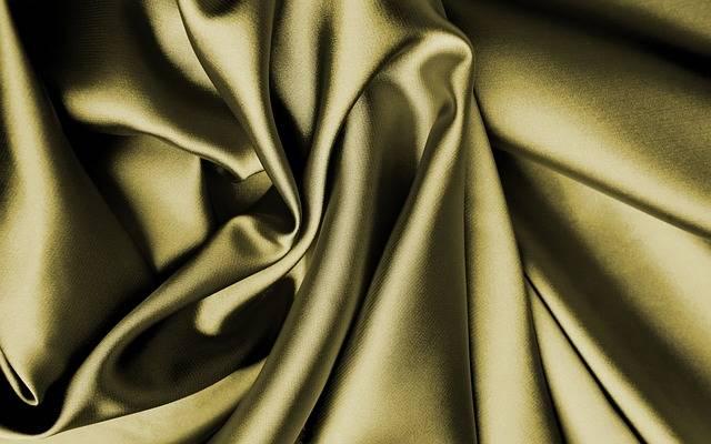 Fabric Silk Gold · Free photo on Pixabay (89862)