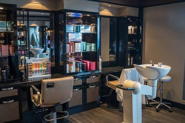 Beauty Salon Hair Dresser Table · Free photo on Pixabay (90523)