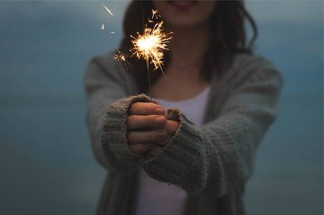 Sparkler Holding Hands · Free photo on Pixabay (92857)