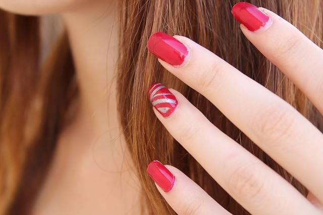 Nail Polish Fingers Hair · Free photo on Pixabay (93834)