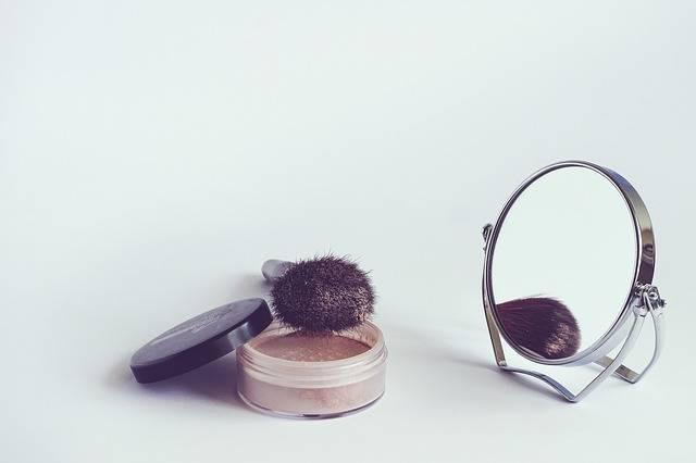Cosmetics Powder Cosmetic Brush · Free photo on Pixabay (94889)