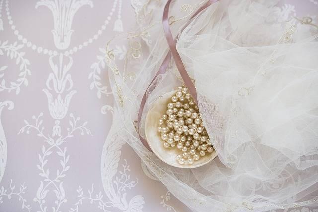 Bridal Bride Beads · Free photo on Pixabay (98620)