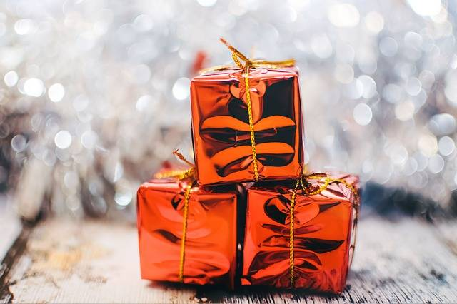 Christmas Present Gifts Presents · Free photo on Pixabay (100350)