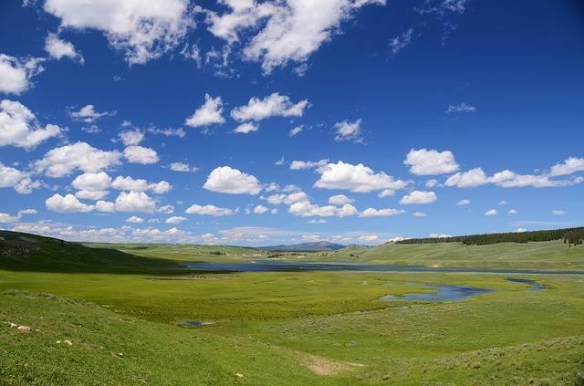 Hayden Valley Yellowstone · Free photo on Pixabay (101641)