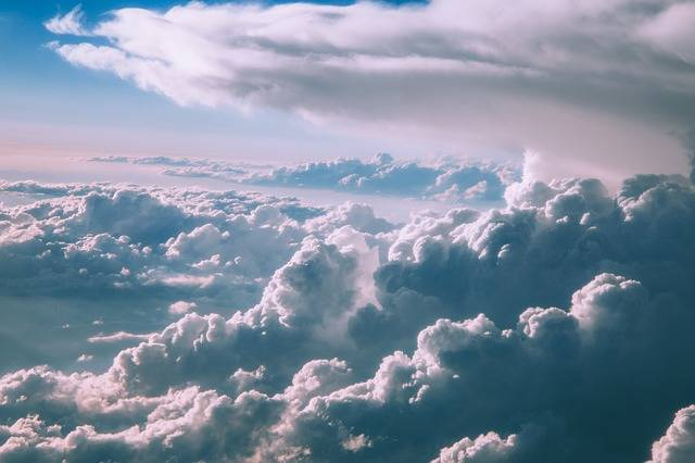 Air Atmosphere Cloudiness · Free photo on Pixabay (101675)