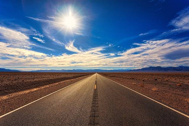 Road Sky Desert · Free photo on Pixabay (102343)