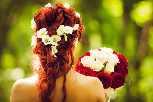 Bride Marry Wedding Red · Free photo on Pixabay (105228)