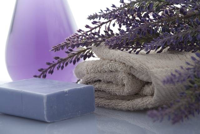 Lavender Soap Towels · Free photo on Pixabay (106968)