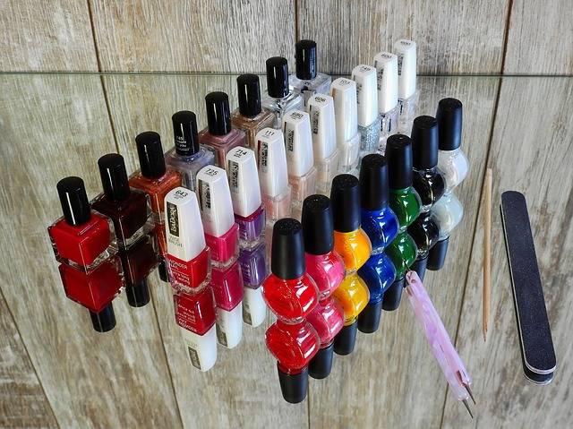 Nail Varnish Fingernails Manicure · Free photo on Pixabay (107677)