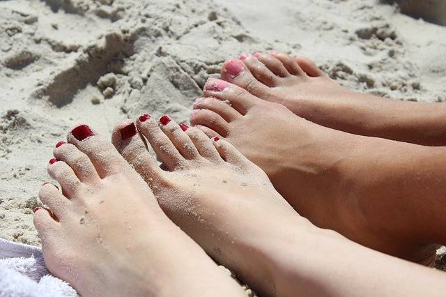 Feet Girl Nail Varnish · Free photo on Pixabay (107827)