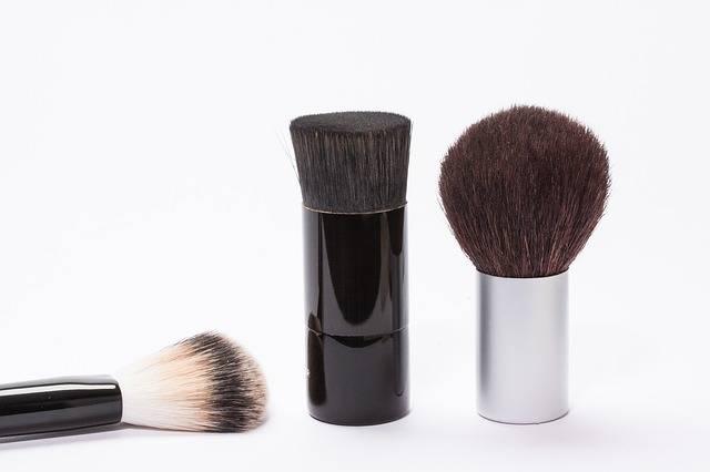 Brush Cosmetics Kabuki-Pnsel · Free photo on Pixabay (107982)