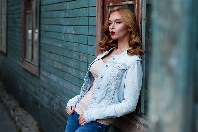 Girl Red Hair Makeup · Free photo on Pixabay (111469)