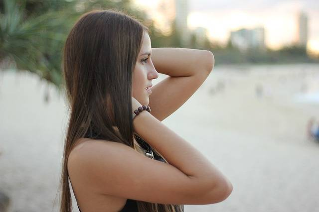 Woman Profile Female · Free photo on Pixabay (111471)