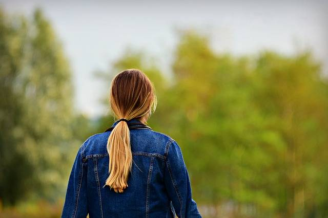 Woman Solitary Hair · Free photo on Pixabay (113445)