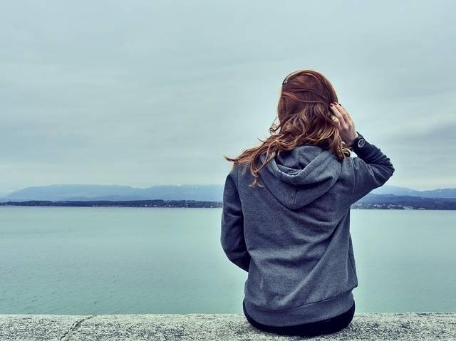 Girl Woman Looking · Free photo on Pixabay (118479)