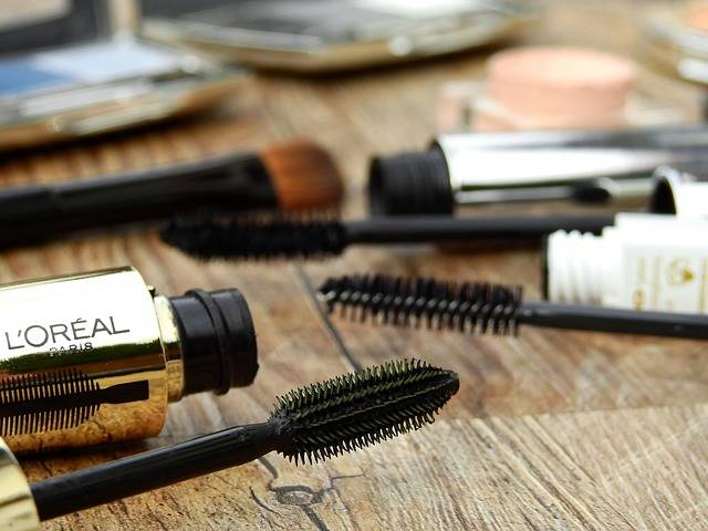 Cosmetics Make Up Makeup · Free photo on Pixabay (120630)