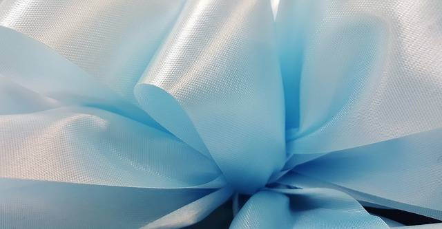 Ribbon Bow Blue · Free photo on Pixabay (121307)